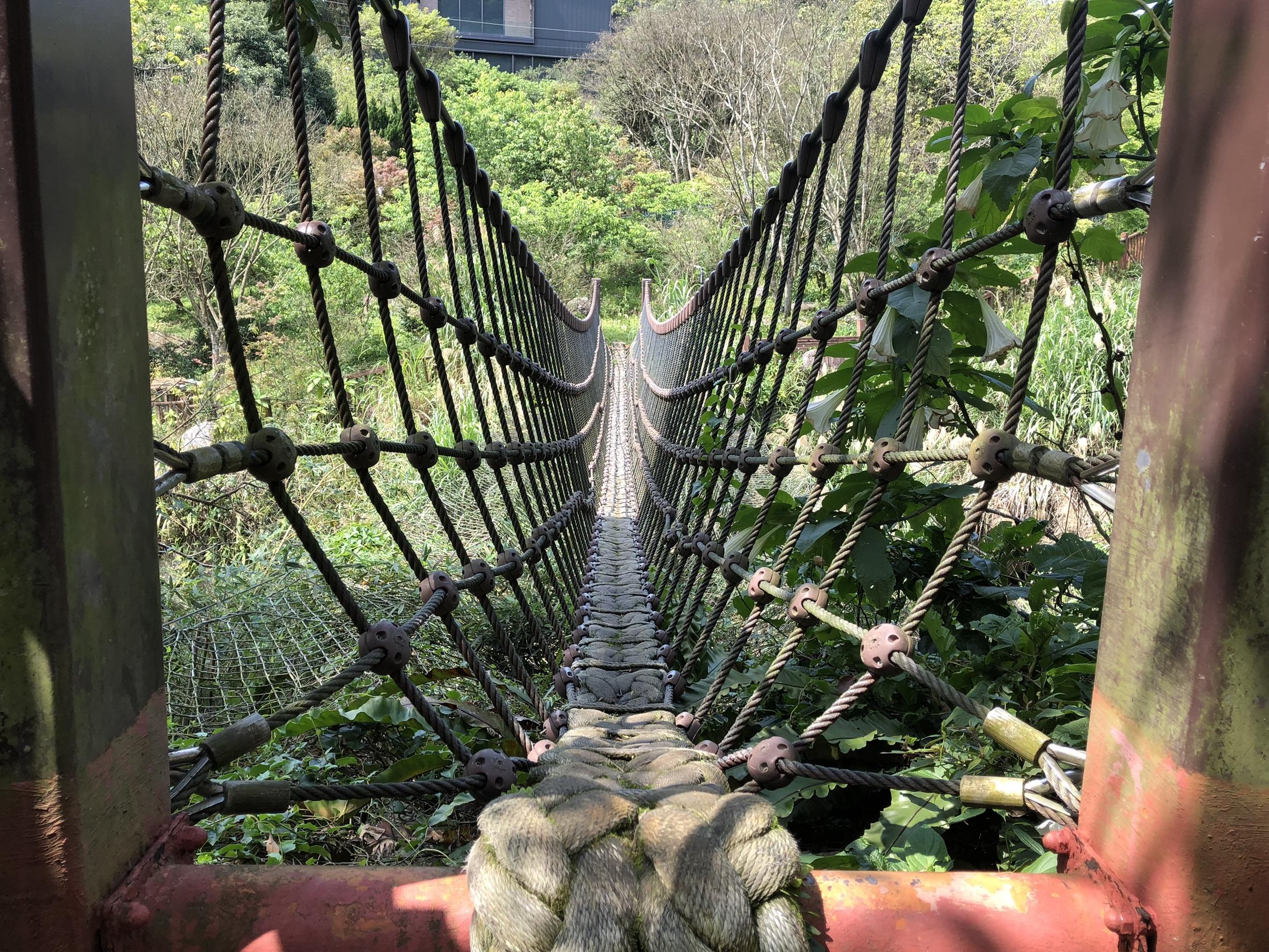 園區-吊橋